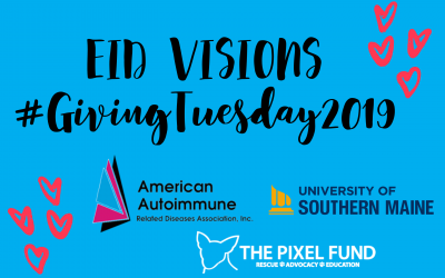 EID Visions Celebrates Giving Tuesday 2019