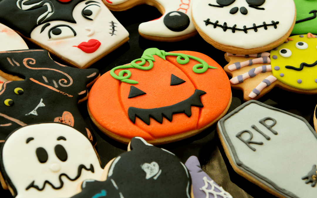 3 Social Media Ideas for Halloween [INFOGRAPHIC]