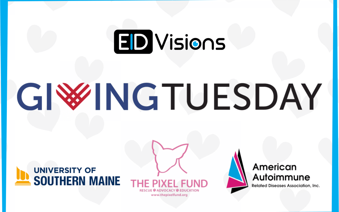 EID Visions Celebrates Giving Tuesday 2020